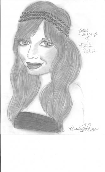 Nicole Richie par Babybell